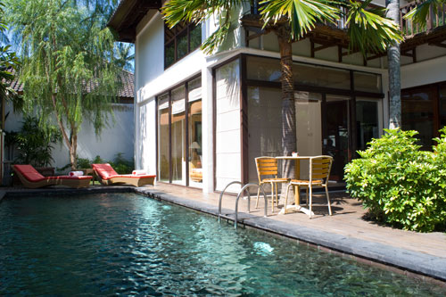 ... Bali Villa Youbi 2 Bedroom Private Home Japanese Inspired Roof Top  Garden