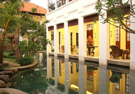 Villa Batavia 48bedroom Colonial Style Holiday Home New 5 Bedroom Villa Seminyak Style Design