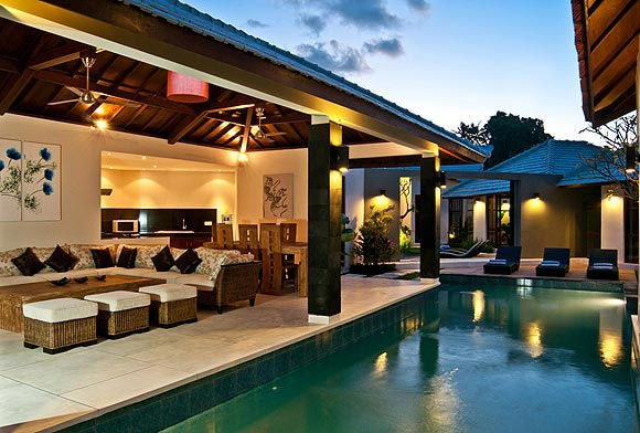 Villa Baik 6 Bedrooms In 2 Adjoining Villas 2 Pools