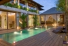 Villa Baraka modern designed 4 bedroom large villa home close to beach Canggu Club
