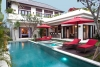 Bali Villa Seminyak Two close to beach 2 bedrooms 12m pool Jacuzzi sauna