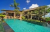 Bali Jimbaran villa Jewel 4 bedrooms TV room large pool great views
