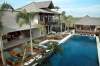 Bali villa Coraffan 5+1 bedroom holiday property TV room gym large 17 pool