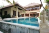 Villa Intan 3 bedroom Bali home rental private pool gazebo restaurants