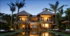 Beachfront Villa Sankara 5 bedrooms Balinese style luxury vacation rental