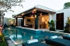 2 villas with 6 bedrooms in Seminyak