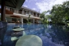 Holiday rental: Five bedroom Canggu villa residence and spa