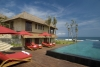 Beach Villa Sound of the Sea 30 metres beachfront 5 bedroom home jacuzzi pool