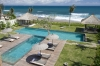 Canggu Villa Melissa 5 bedroom luxury house on the beach 20 metres pool Chef Golf