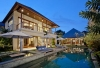 Luxury Bali villa Joss 4 bedroom suites media room jacuzzi 16m pool