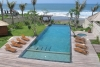 Villa Waringin absolute beachfront luxury with 6 bedrooms 100m2 pool jacuzzi
