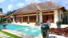 Bali Villa Antan with 4 bedrooms, large pool & bubble spa, TV room