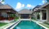 Bali Seminyak villa Walmi 3 luxury holiday home rental pool jacuzzi Bintang shops bars restaurants